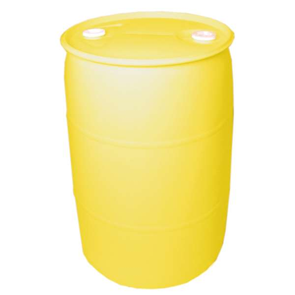 Lemon disinfectant 55 gallon drum r heritage equipment for Motor oil 55 gallon drums wholesale